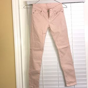 🔥NEW PINK Shimmer Jegging. No tags